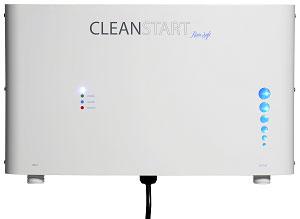 Detergentless Laundry System